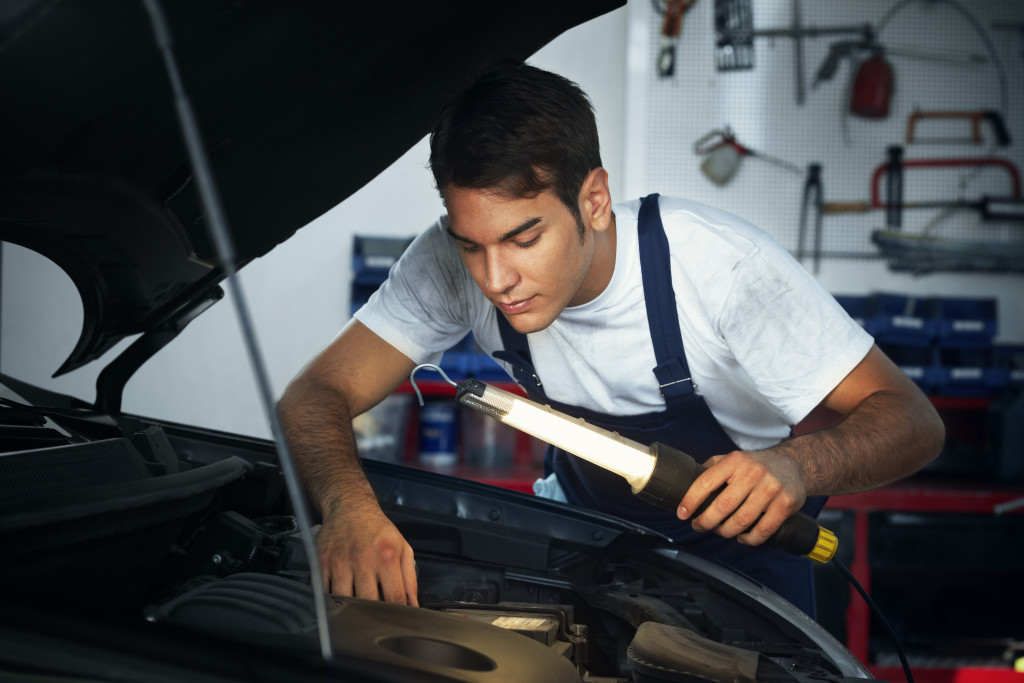 Quality Car Repairs At Competitive Prices